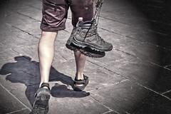 Shoe show 😊 Smile on Saturday 😊 (Ibolya Mester) Tags: smileonsaturday shoeshow show