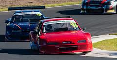 Pushing it (dicktay2000) Tags: canonef100400mmf4556lisusm sydneymotorsportpark 40d sunday easterncreek newsouthwales australia 20120715img6732