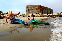 IMG_0603eb (ScarletPeaches) Tags: ashleye missm mermaid august 2019 fort popham beach state park phippsberg maine atlantic ocean merwoman mergirl