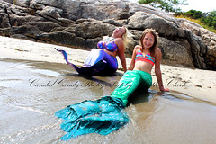 IMG_0584en (ScarletPeaches) Tags: ashleye missm mermaid august 2019 fort popham beach state park phippsberg maine atlantic ocean merwoman mergirl