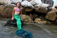 IMG_0681en (ScarletPeaches) Tags: ashleye missm mermaid august 2019 fort popham beach state park phippsberg maine atlantic ocean merwoman mergirl