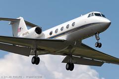 DAL (zfwaviation) Tags: kdal dal dallas love field airport airplane gulfstream glf2 ii n945pk