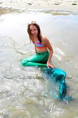IMG_0640en (ScarletPeaches) Tags: ashleye missm mermaid august 2019 fort popham beach state park phippsberg maine atlantic ocean merwoman mergirl