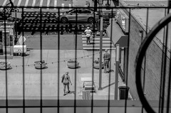 A day in life (Perspective) (Capitancapitan) Tags: perspective day life iphone apple youtube instagram neury luciano black white street photography pentax camera k50 k500 k70 park nyc manhattan new york city bronx usa dominican republic merengue bachata pop rock urim y tumim el mundo gira
