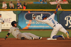 out (Minda Haas Kuhlmann) Tags: sports baseball milb minorleaguebaseball pacificcoastleague omahastormchasers omaha nebraska papillion sarpycounty outdoors erickmejia saltlakebees