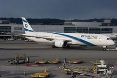 El Al Boeing 787-900 Dreamliner; 4X-EDC@SFO;09.08.2019 (Aero Icarus) Tags: sanfranciscointernationalairport sfo california plane avion aircraft flugzeug el al boeing 787900 4xedc boeing787900 dreamliner elal