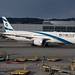El Al Boeing 787-900 Dreamliner; 4X-EDC@SFO;09.08.2019