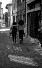 Contax T2 (Paulo J Moreira) Tags: contaxt2 classicfilmcamera compactfilmcamera porto blackandwhitephotography shadows streetphotography fotografiaderua