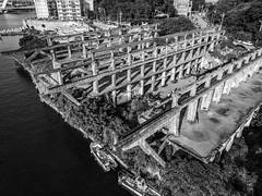 阿根納造船廠 - 基隆 台灣 Keelung Taiwan (BisonAlex) Tags: taiwan dji mavic mavicair台灣 外拍 旅拍 travel drone 空拍 基隆 阿根納造船廠 keelung airshot