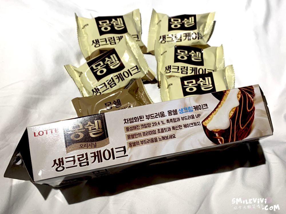 零食∥韓國最好吃巧克力派Mongswel的生奶油巧克力派(몽쉘 생크림 케이크)、迷你一口奶油巧克力派(몽쉘 뿌띠 생크림케이크) 4 48501264826 9cbc83aed7 o