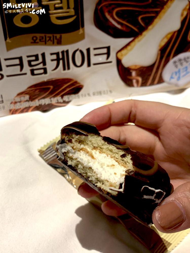 零食∥韓國最好吃巧克力派Mongswel的生奶油巧克力派(몽쉘 생크림 케이크)、迷你一口奶油巧克力派(몽쉘 뿌띠 생크림케이크) 6 48501264936 6360553b25 o
