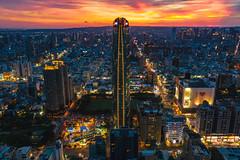 台中亞緻|Taichung (里卡豆) Tags: 西區 臺中市 中華民國 aerial photography aerialphotography dji 大疆 空拍機 mavic2 drone mavic2pro