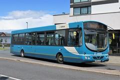 10897 20190606 Arriva Cymru CX07 CTK (CWG43) Tags: bus uk arrivacymru vdl sb200 wright cx07ctk