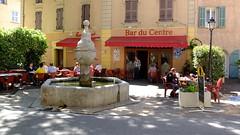 Figanières (hans pohl) Tags: france figanières var restaurants fontaines fountains architecture