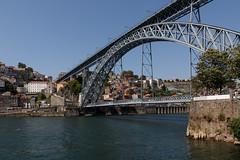 Puente Luis I, Oporto (Pedrorn) Tags: oporto portugal porto ponte puente río duero douro bridge