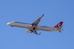 Turkish Airlines A321, TC-JSG, TLV-IST (LLBG Spotter) Tags: aircraft a321 tcjsg airline tlv turkishairlines llbg