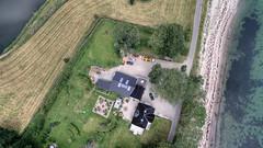 GL09 (Svendborgphoto) Tags: aerial drone denmark langeland landscape water waterscape dji phantom 3pro country house