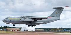 Ukraine Air Force Ilyushin IL-76MD 76683 (Thames Air) Tags: ukraine air force ilyushin il76md 76683 raf fairford riat 19