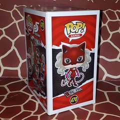 Panther P5 Persona5 no. 470 PopGames Series Funkopop (Rodimuspower) Tags: funkopop toyhunting persona funkofigure funko persona5 collection bobblehead funkopops funkophotography funkoaddict funkoeurope panther instagramtoys funkowoman funkopopphtotgraphy funkowomanofpower funkopower funkogram gameverse auspacken funkomania funkotoys playstation videographer mailcall atlus popgames