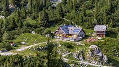 Häuslalm (Bikerwolferl) Tags: europeanalps mountain nature landscape house outdoors forest summer austria europe ruralscene alpen berg natur landschaft wohnhaus imfreien wald sommer österreich europa ländlichesmotiv
