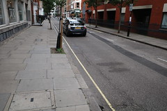 20190809T15-09-49Z (fitzrovialitter) Tags: england gbr geo:lat=5151875000 geo:lon=014017000 geotagged oxfordcircus unitedkingdom westendward peterfoster fitzrovialitter city camden westminster streets urban street environment london fitzrovia streetphotography documentary authenticstreet reportage photojournalism editorial daybyday journal diary sooc positivefilm ricohgriii apsc 183mm ultragpslogger geosetter exiftool