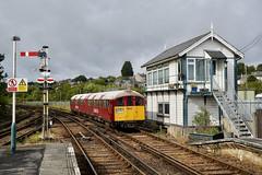 483.008 Ryde St Johns (Gridboy56) Tags: 483008 ryde shanklin isleofwhite trains train railways railroad europe england electric coaches coach