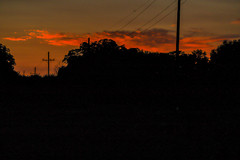 Sunset in the Finger Lakes (garywebb01) Tags: fingerlakes newyork sunset landscape trumansburg