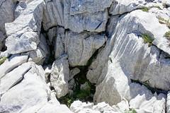 Hole @ Plateau @ Hike to Parmelan (*_*) Tags: plateau parmelan bornes 2019 ete summer august afternoon hiking mountain montagne nature randonnee trail sentier walk marche europe france hautesavoie 74 annecy savoie limestone calcaire lapiaz pavement