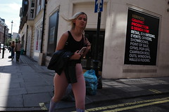 20190808T11-49-32Z (fitzrovialitter) Tags: england gbr geo:lat=5151744000 geo:lon=014000000 geotagged oxfordcircus unitedkingdom peterfoster fitzrovialitter city camden westminster streets urban street environment london fitzrovia streetphotography documentary authenticstreet reportage photojournalism editorial daybyday journal diary sooc positivefilm ricohgriii apsc 183mm ultragpslogger geosetter exiftool