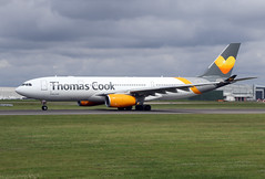 G-TCXD (wiltshirespotter) Tags: manchester airbus a330 thomascook