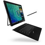 2-in-1 detachable laptopの写真