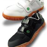 屋根作業用靴の写真