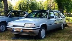 Citroën BX 19 D Image Break (Skylark92) Tags: fertevidame ans 100 citroën célébration centenaire de 2019 la fertévidame 28 eureetloire eure et loire france frankrijk french car auto automobile voiture française vehicle outdoor bx 19 diesel image break