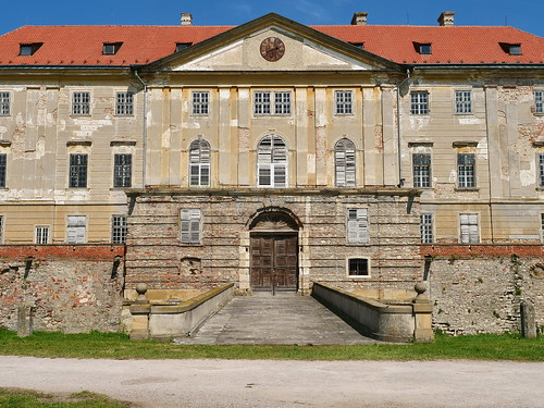 Chateau in Holíč