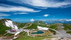 乗鞍岳4・Mt.Norikura (anglo10) Tags: japan 長野県 松本市 岐阜県 高山市 乗鞍岳 山 mountain 雪 snow 北アルプス