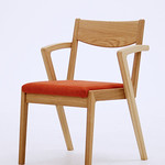 食堂椅子の写真