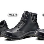 安全靴の写真