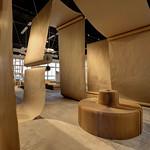 Cafe, art installationの写真