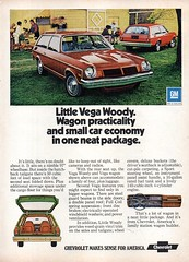 1974 Chevrolet Vega Little Woody Wagon USA Original Magazine Advertisement (Darren Marlow) Tags: 1 4 7 9 19 73 1973 c chev chevy chevrolet v vega l little w woody wagon car cool collectible collectors classic a automobile vehicle u s us usa united states american america 70s