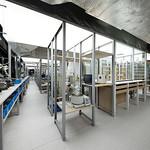 実験研究室のリノベーションの写真