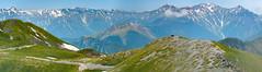 北アルプス1・Northern Alps (anglo10) Tags: japan 長野県 松本市 岐阜県 高山市 乗鞍岳 山 mountain 雪 snow 北アルプス