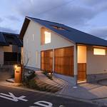 地域環境配慮型戸建開発の写真