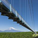 吊橋の写真