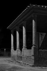 Our Lady of the Calvary Chapel 2/4 (lebre.jaime) Tags: portugal beira covilhã ourladyofthecalvary chapel digital fullframe ff fx nocturnal nightphotography bw blackwhite noiretblanc nb pretobranco pb nikon d600 voigtländer nokton 58f14sliis nokton5814sliis affinity affinityphoto