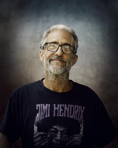 James Patterson book fan photo