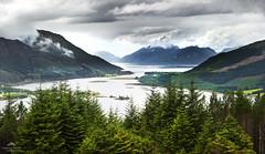 The climb is always worth it. (lawrencecornell25) Tags: landscape scenery scotland scottishhighlands highlands lochleven glencoe papofglencoe trees mountains nature ballachulish nikond700