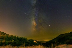 Milkyway over Agros (Cyprus) (Perseo111) Tags: milkyway night stars nebula planets nature greek cyprus agros