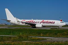 9Y-SXM (Caribbean Airlines) (Steelhead 2010) Tags: caribbeanairlines boeing b737 b737800 9yreg 9ysxm