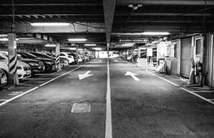 inside the parking lot (steve: they can't all be zingers!!! (primus)) Tags: a7rii carlzeissdistagon2835mm monochrome bw blackwhite taiwan taichungtaiwan taichung primelens prime primecarlzeiss