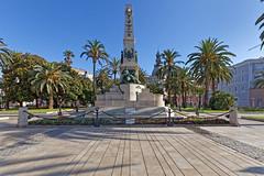 "Cartagena - Spain (tonyplowman) Tags: monumenttoheroes santiagodecuba cavite 1923 spanishsailors usnavy philippine cuba canon eos r ef1635mm f4l is usm ""flickrtravelaward"" cartagenaspain"